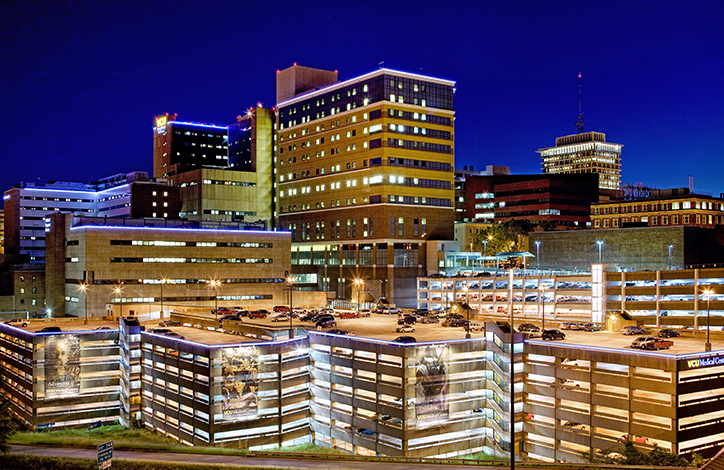 VCUHS Critical Care Hospital