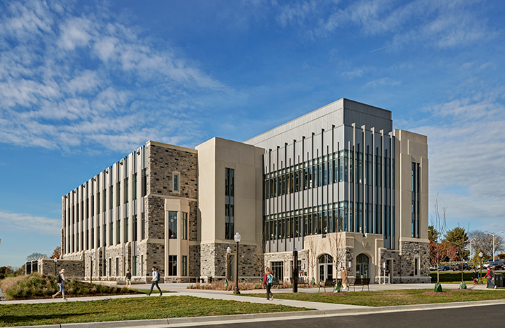 Virginia Tech Academic Classroom Building