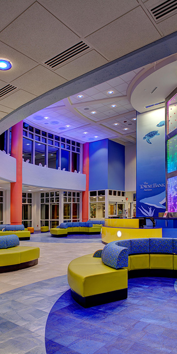 CHKD Entry and Lobby Renovation