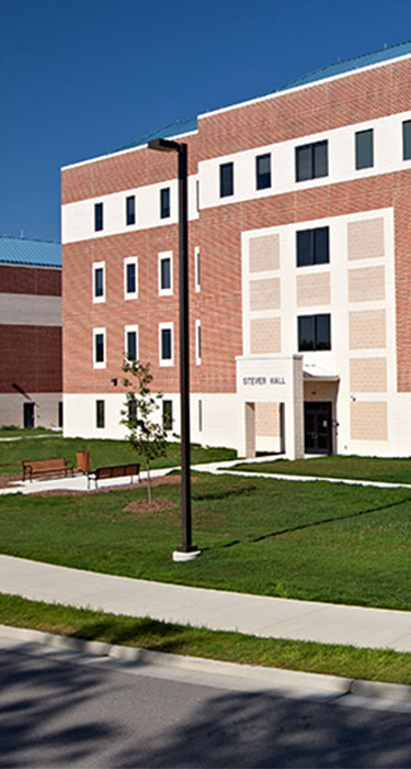 Central Campus Training Facilities at Fort Lee