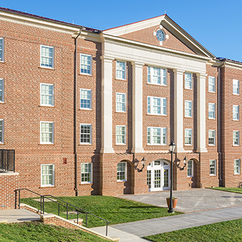 Longwood University Sharp and Register Residence Halls