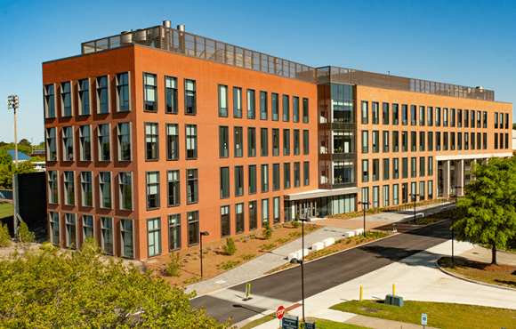 ODU New Chemistry Building