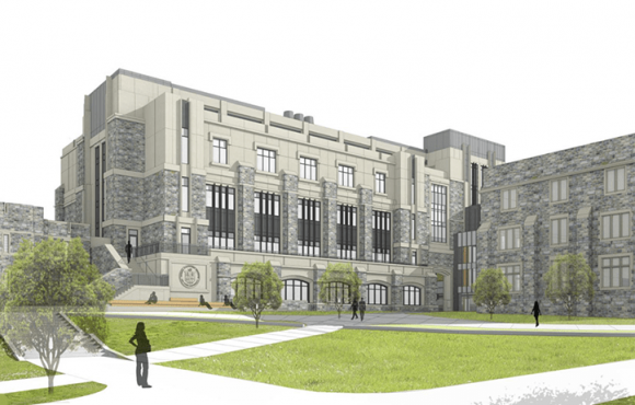 Holden Hall Renovation and Expansion