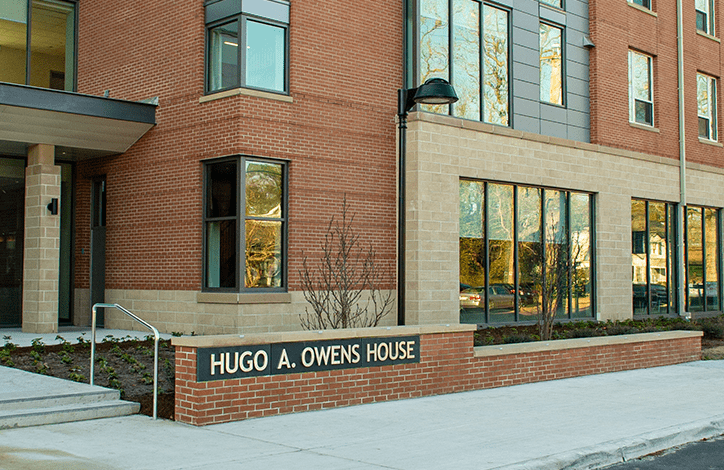 Hugo Owens House Residence Hall