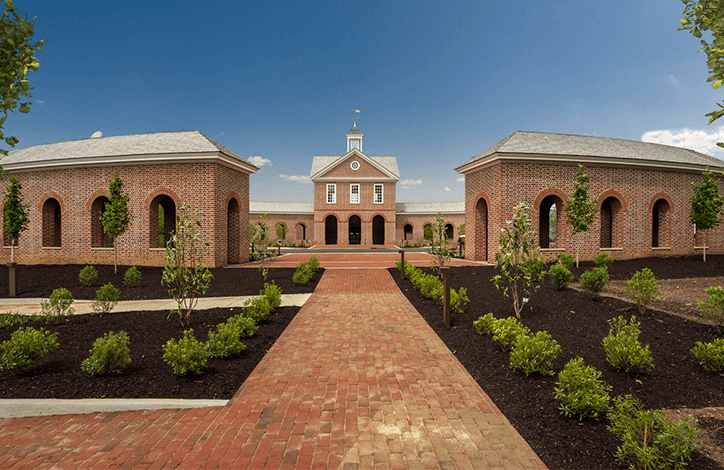 Colonial Williamsburg Art Museum Expansion