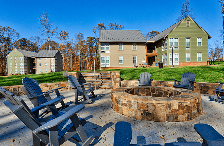 The Groves Residence Hall Complex