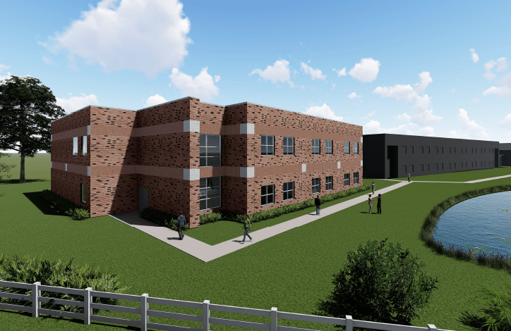 Additions and Renovations to North and West Brunswick High Schools
