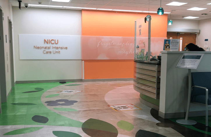 CHKD NICU Renovation