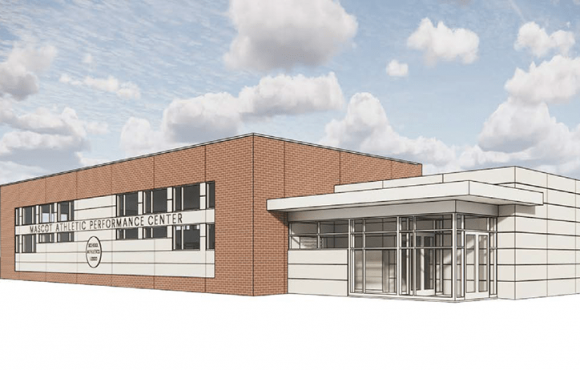 Greenville County Schools Weight Room Expansion